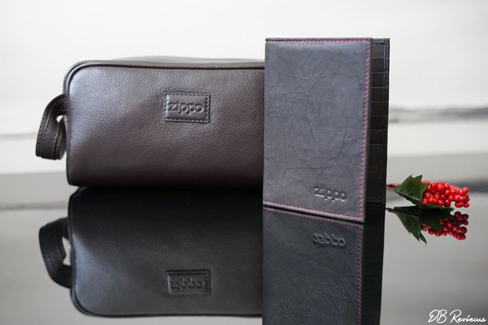 Zippo Leather Gifts