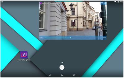 Cara Menonton Youtube Sambil Membuka Aplikasi lain di Android