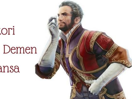 Suuruudenhullu tiedemies - Final Fantasy XII:n tohtori Cid