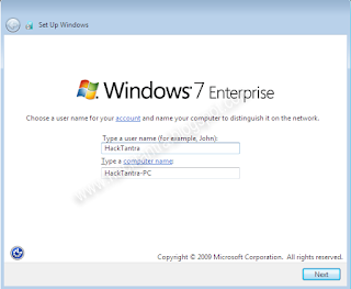 Windows 7 installation step by step  screenshots