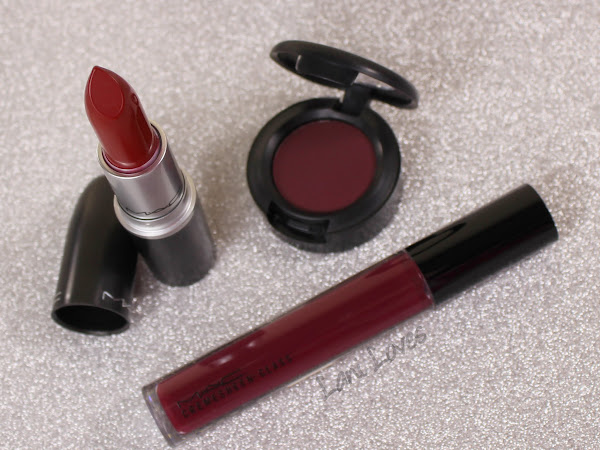 MAC It's A Strike! Collection Review