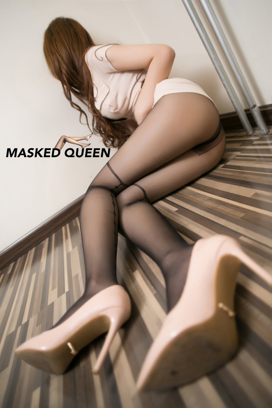 12 - Hot And Sexy Model From MASKED QUEEN NO.18