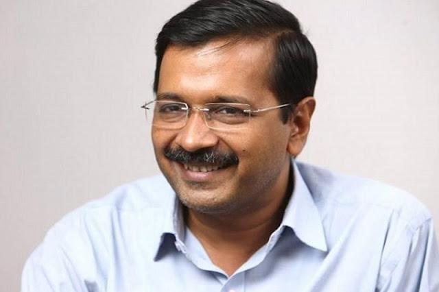 केजरीवाल ने कहा बीजेपी हिंदुओं की नहीं, लालची लोगों की पार्टी है !