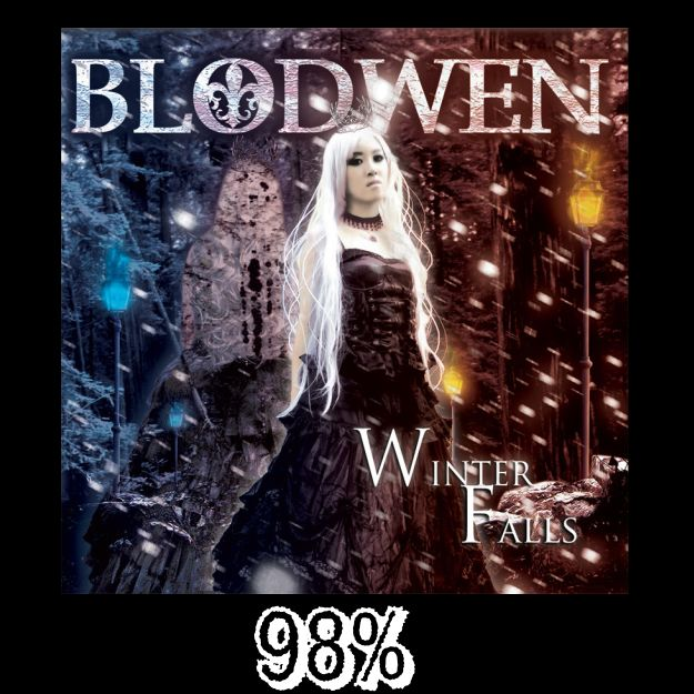 Reviews: Blodwen - Winter Falls