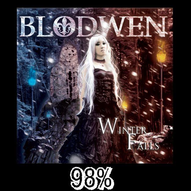 Reviews: Blodwen - Winter Falls