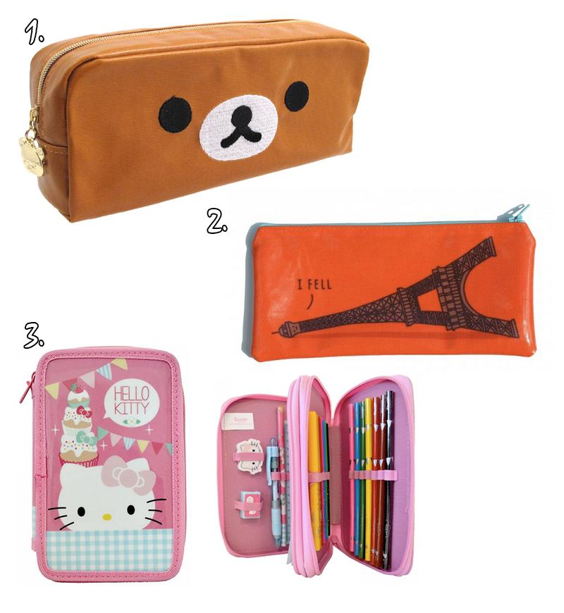 Back To School: Cute School Supplies