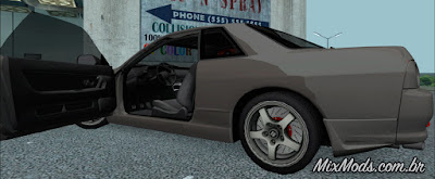 gta sa skyline r32 elegy tunable mod