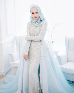 Model Kebaya Pengantin Muslim