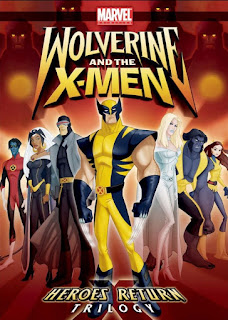 Wolverine and the X-Men (2008-) ταινιες online seires xrysoi greek subs
