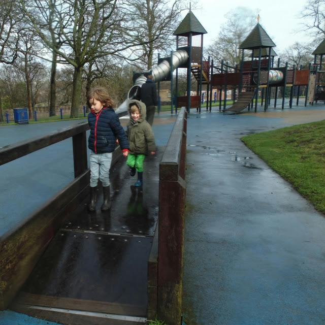 Lister park playground