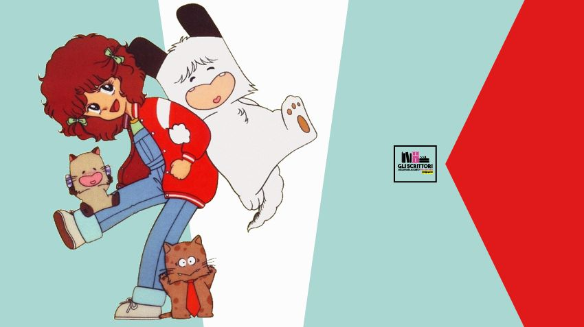 Cartoni animati anni '80: Hello Spank!