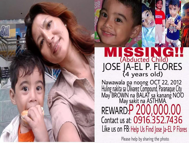 Mommy Jona Updates Netizens on the Status of Her Missing Son Ja-El Flores!