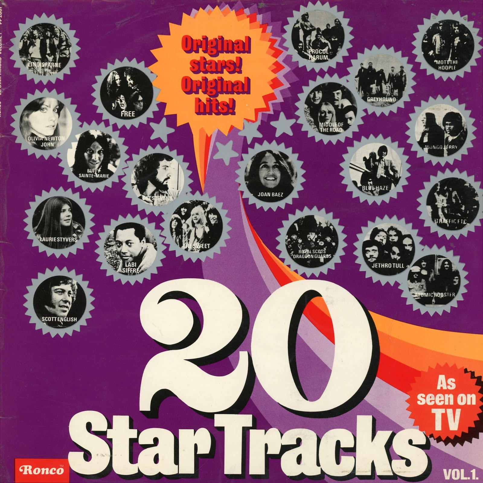 13f7694e0a5 Luigi s 50 s   60 s Vinyl Corner  20 Star Tracks.VA