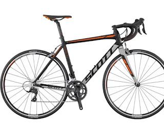 Stolen Bicycle - Scott Speedster 30