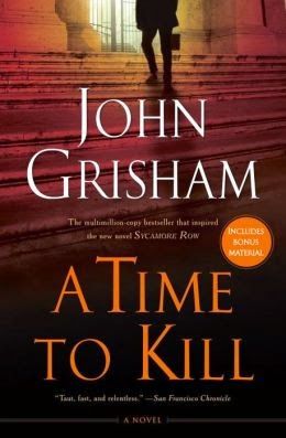 A Time to Kill by John Grisham - Book cover