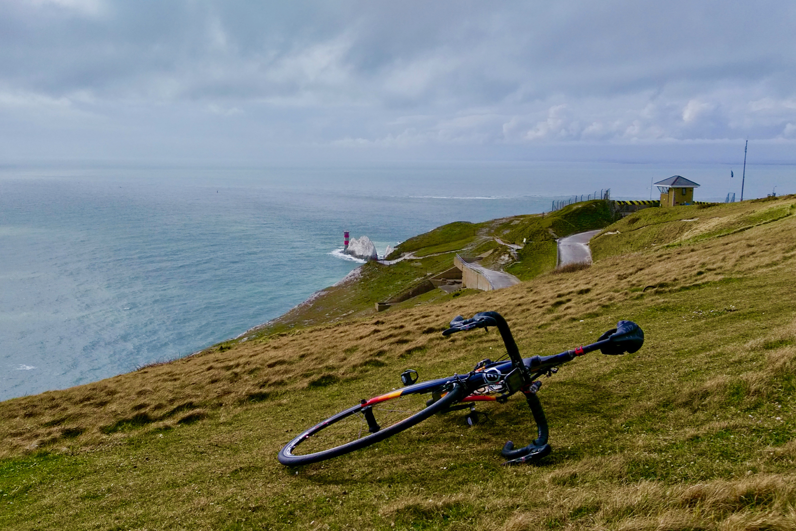 Tim Wiggins Best Road Cycling Routes on the Isle of Wight