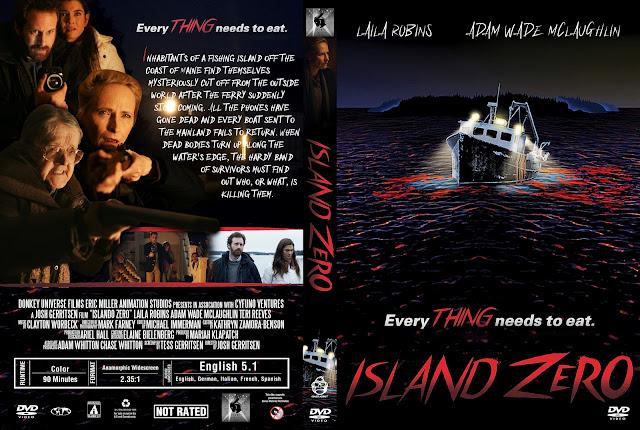 Island Zero DVD Cover