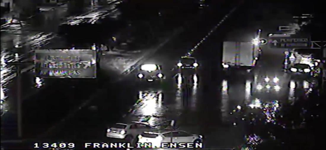 Video: Tráiler protagoniza persecución sobre Circuito Interior; el conductor es detenido.