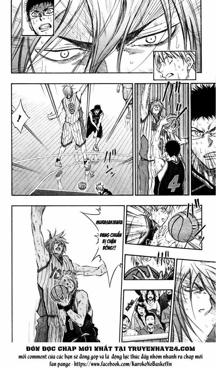 Kuroko No Basket chap 150 trang 4