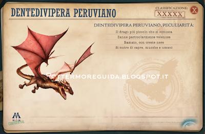 Dentedivipera Peruviano