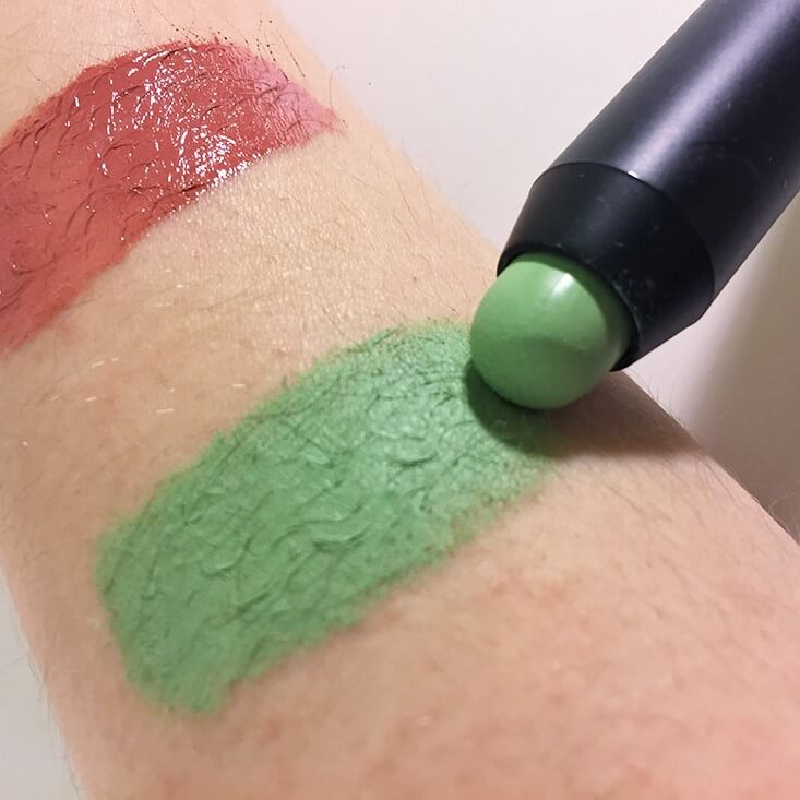 e.l.f. Color Correcting Stick Correct the Red swatch