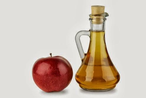 Os benefícios do vinagre de maçã para os cabelos