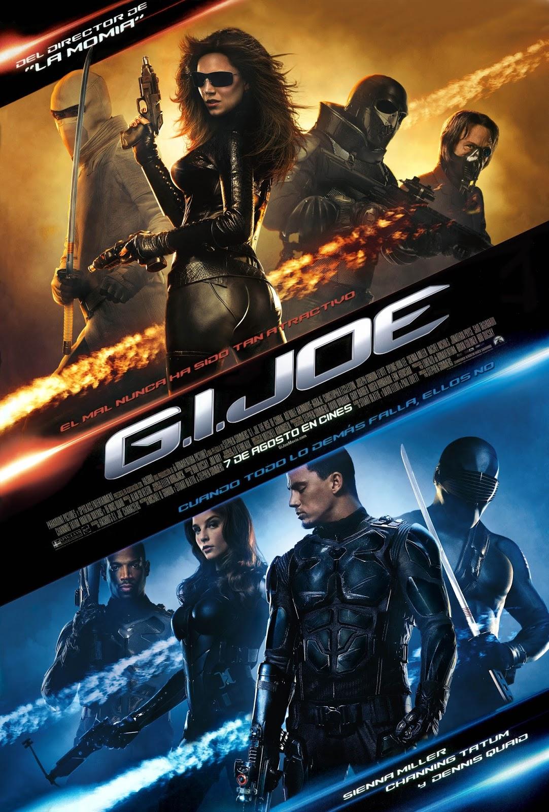 G. I. Joe: retaliation & the rise of cobra on 4k blu-ray this.