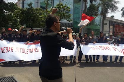 Deklarasikan Pemilu Damai, Forum Jawara Dukung Polri Tindak Tegas Pelanggar Kampanye