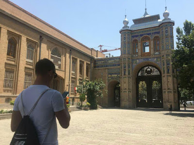 .Our Tehran Free Walking Tour will show you the secret and least-known places in Tehran: Hayem Jewish synagogue, Armenian Churches, Zoroastrian fire temple, Mashgh Square and National garden gate.