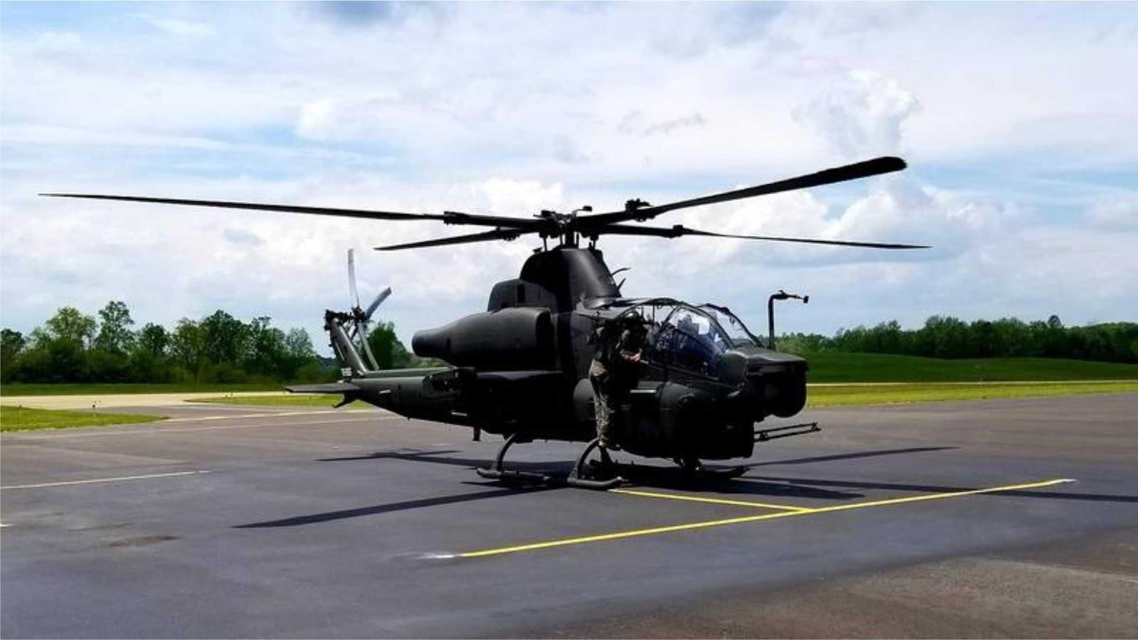 Helikopter Amerika AH-1Z Viper mungkin tak akan dikirim ke Pakistan