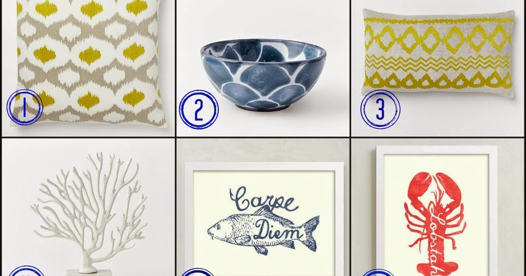 Le Petit Luxe Retail Round Up West Elm Goes Nautical Chic