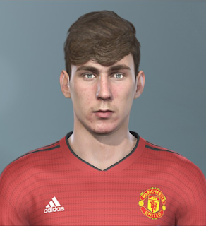 PES 2019 Faces James Garner by Sofyan Andri
