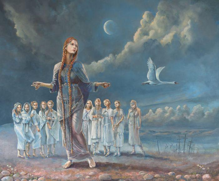 Нидерландский художник. Paulus Geeve