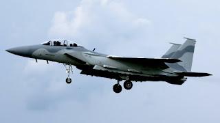 F-15QA Pesanan AU Qatar
