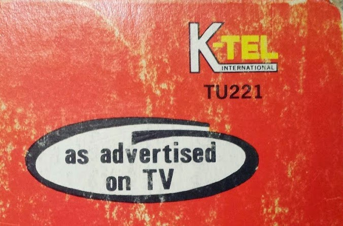 Next On Aiv Our Oldest K Tel Album Quot 20 Power Hits Quot From