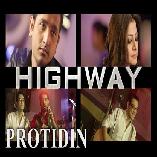 Protidin Lyrics - Highway Song