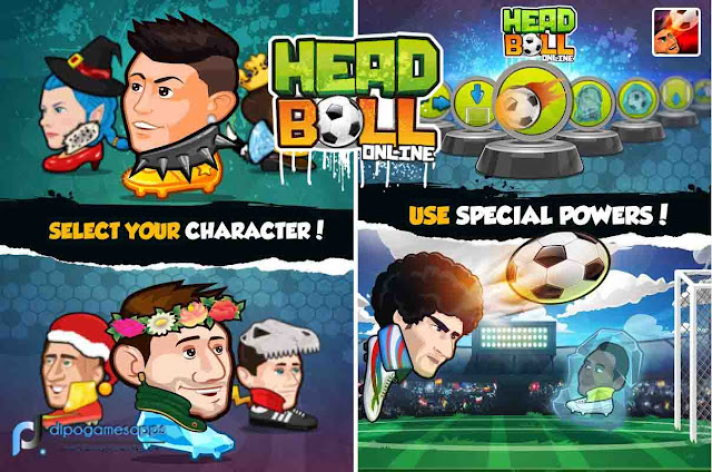 Download Online Head Ball MOD APK Latest Version