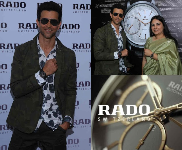 Rado opens its first mono-brand store in an Airport