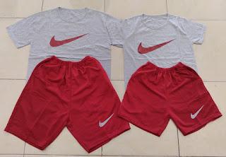 Jual Online CS Nike Misty Maroon Murah Jakarta Bahan Babytery Terbaru