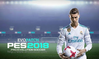 Update FTS 15 Mod PES 2018 by EvoPatch v1.1 Apk Android