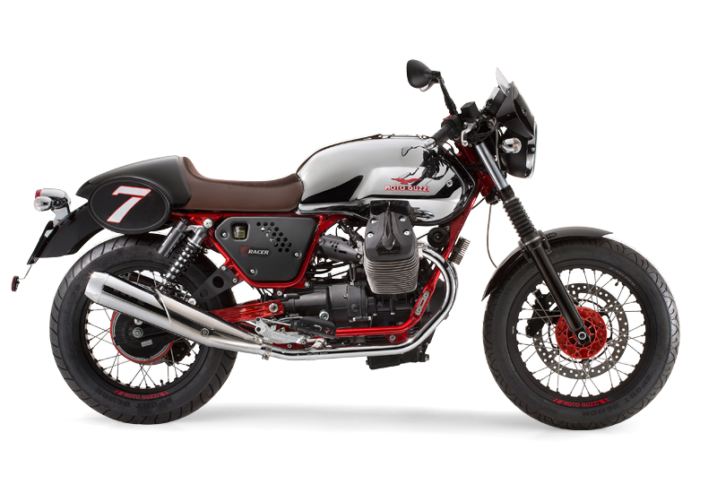 A Corbin Says What   Bike Porn  Moto Guzzi V7 Racer
