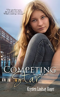 Competing With The Star (The Star Series Book 2)  by Krysten Lindsay Hager