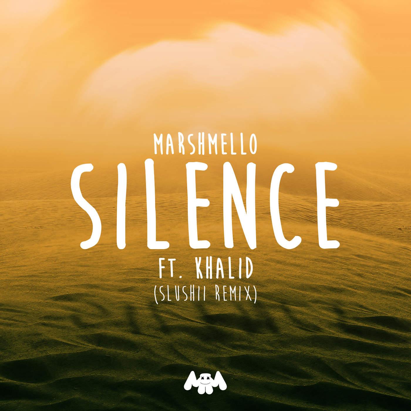 Marshmello, Khalid & Slushii - Silence (Slushii Remix) - Single