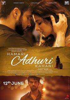 Hamari Adhuri Kahani (2015) Full Movie