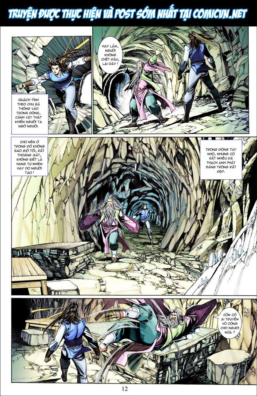 Anh Hùng Xạ Điêu anh hùng xạ đêu chap 40 trang 12