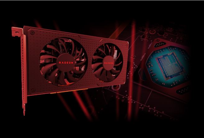 AMD Unleashes its Radeon RX 590