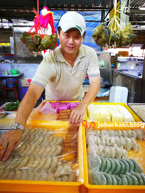 Dong-Hong-Traditional-Kueh-Sri-Tebrau-Hawker -Centre-东鸿糕粿.大马小贩中心