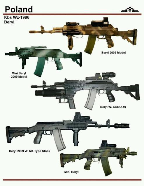 Nigeria to manufacture beryl assault rifles