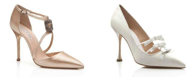 zapatos de novia para vestido ibicenco
