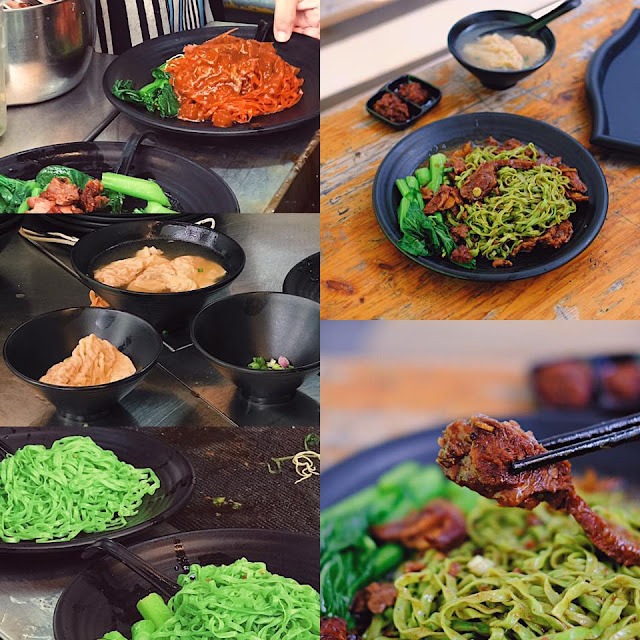 Wong Kee Wanton Noodle